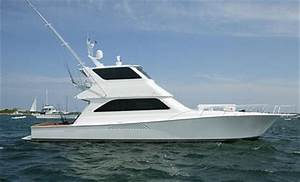62 Foot Viking Sport Fishing YachtSailing Charters Miami