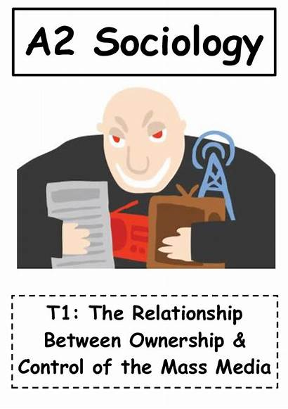 Mass Sociology Ownership T1 Relationship A2 Between
