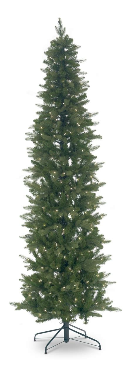artificial christmas trees rochester ny pine 7 5 pre lit artificial slim hom furniture