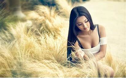 Wallpapers Asian Woman Female Oriental Mood Mujer