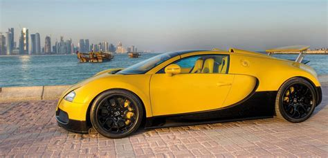 Custom Bugatti Veyron Sport by Qatar Motor Show Bugatti Introducing Custom Veyron Grand