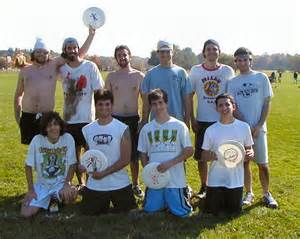 2003 Men's Ultimate Frisbee | Campus Recreation