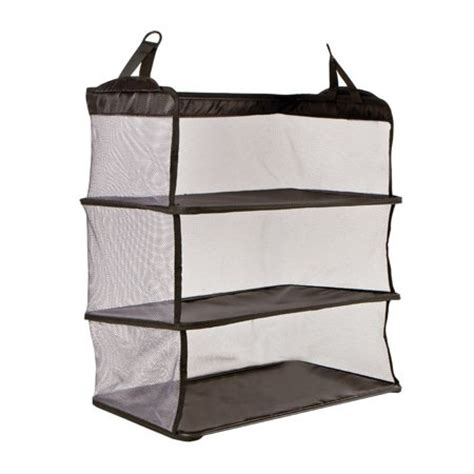 Portable Dorm Closet Shelves (2 In 1 College Product