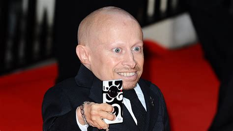 Austin Powers' Verne Troyer 'getting Best Care' For