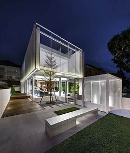 A Minimalist U0026 39 S Dream Home In Singapore With A Privacy