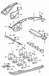 Porsche Engine Cover Tin Ware Screw 99907503902
