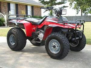 Honda 250 Fourtrax 1986