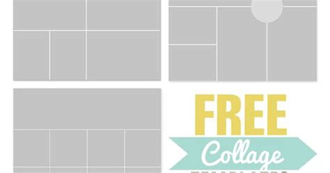 Free Photo Collage Templates From