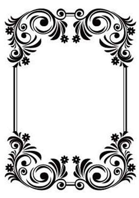 fancy frames clip art  clip art clipart bay