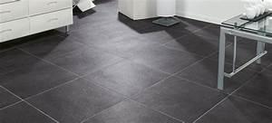 Nettoyer Carrelage Noir : nettoyer et entretenir du carrelage noir blog carrelage ~ Premium-room.com Idées de Décoration