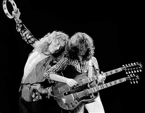 Led Zeppelin, New York City 1975