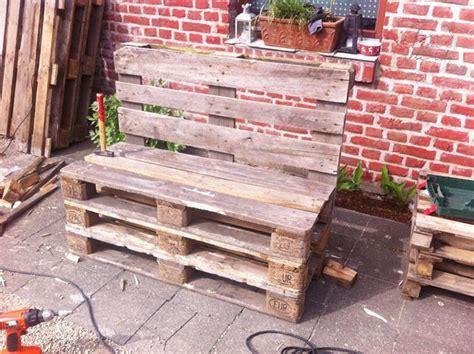 Gartenbank Selber Bauen So Einfach Geht´s