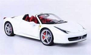 Ferrari 458 Italia Spider white (Elite) Hot Wheels Elite ...