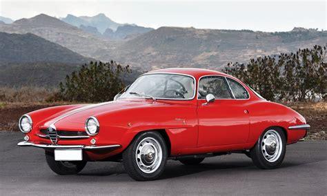 1961 Alfa Romeo Giulietta Ss By Bertone 1