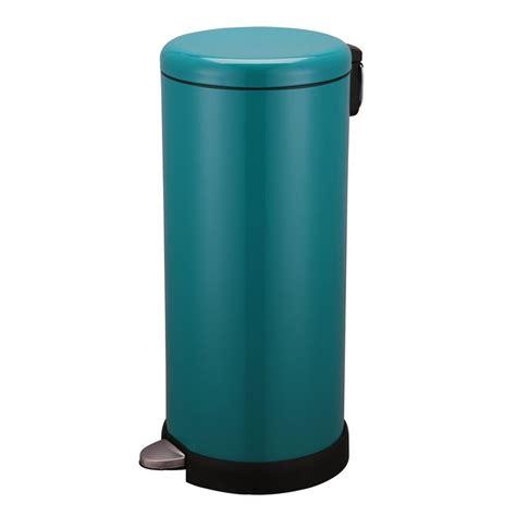 poubelle cuisine 30l poubelle de cuisine à pédale 30l inox vert sarl carremeuble