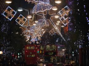 oxford street christmas lights explainer when will they be turned on news the independent