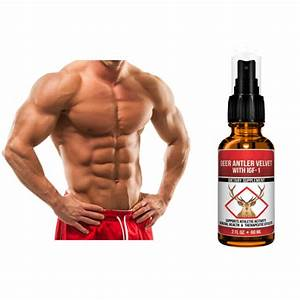 Do You Take Deer Antler Spray Before Or After Workout