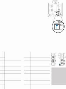 Honeywell T4 Pro Thermostat Installation Instructions