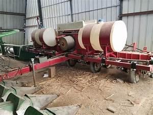 Case Ih 800 Cyclo Air Planter 8 Row