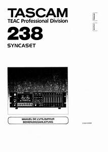 Teac 238 Syncaset