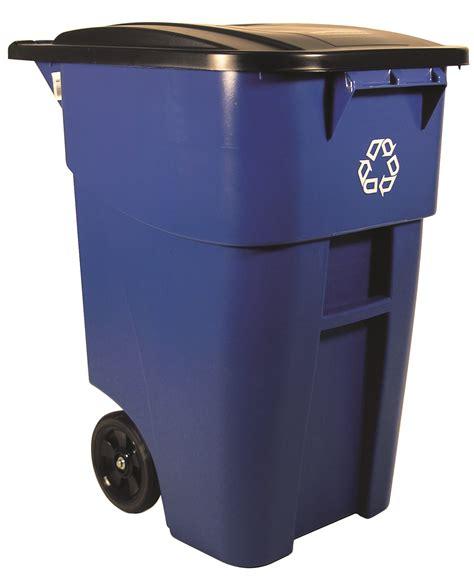 gallon recycling bin rubbermaid recycling bins