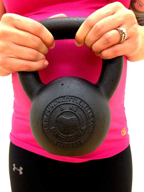 strength kettlebell own gym building