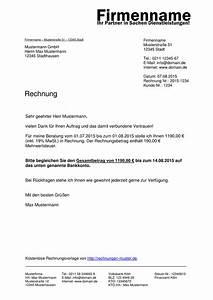 Rechnung Rechtsanwalt Nicht Bezahlen : rechnungsmuster kostenlos rechnung muster f r jeden zweck ~ Themetempest.com Abrechnung