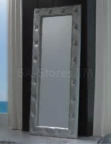 Standing Silver Mirror Modern