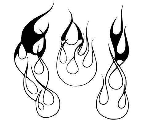 simple flame drawing  getdrawings