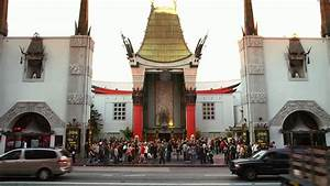 Just For My Boys: Grauman's Chinese Theatre