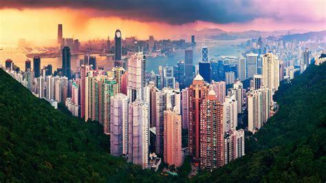 cityscape building hong kong wallpapers hd desktop  mobile backgrounds