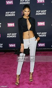 Model Chanel Iman attends the 2016 VH1 Hip Hop Honors: All ...