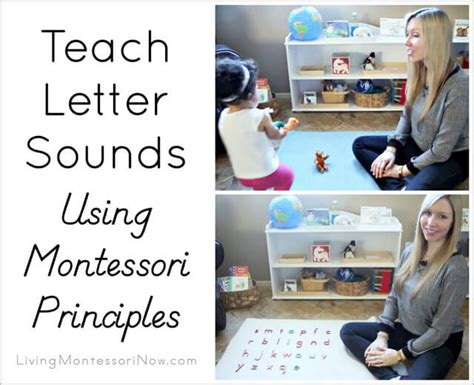 teaching letter sounds to preschoolers teach letter sounds to your child using montessori 155