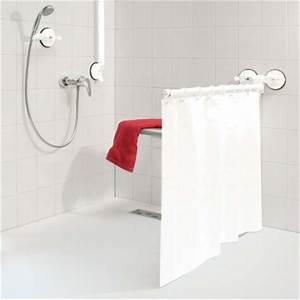 Barre De Baignoire D Angle A Ventouse : pare claboussure fixation ventouses ~ Premium-room.com Idées de Décoration