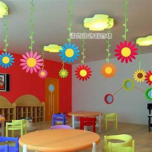 Best classroom ceiling decorations ideas on