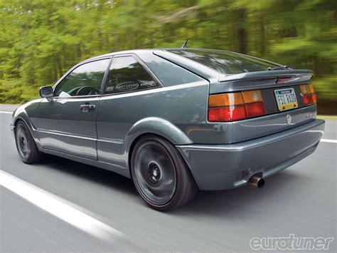 volkswagen corrado 1992 vw corrado slc rear view photo 13