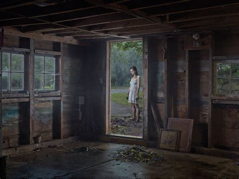 the shed photographer gregory crewdson on his creative process