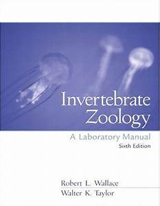 9780130429377  Invertebrate Zoology Lab Manual  6th