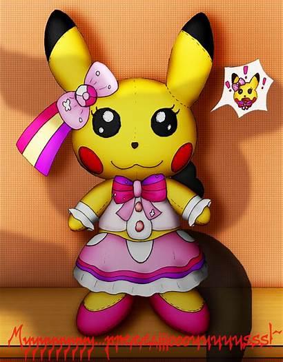 Pikachu Popstar Plush Unownace Weasyl Favourites