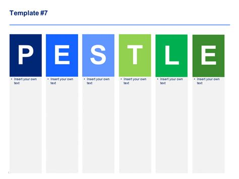 pestle analysis template pestle templates in powerpoint by ex deloitte mckinsey consultants