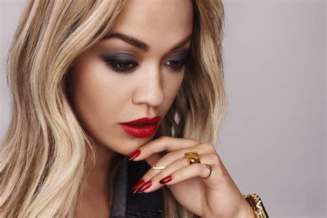 Rita Ora x Rimmel ∙ Red Instinct Collection · Caterina Sosso