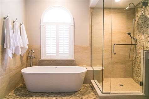 custom bathroom design  remodeling company kbf design