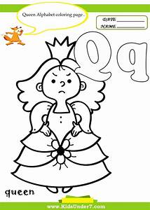 Kid Words That Start With Letter Q - coloring books and ...