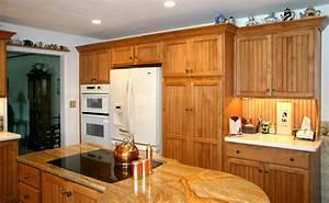 Honey Oak Cabinets With Granite - Sha-excelsior org
