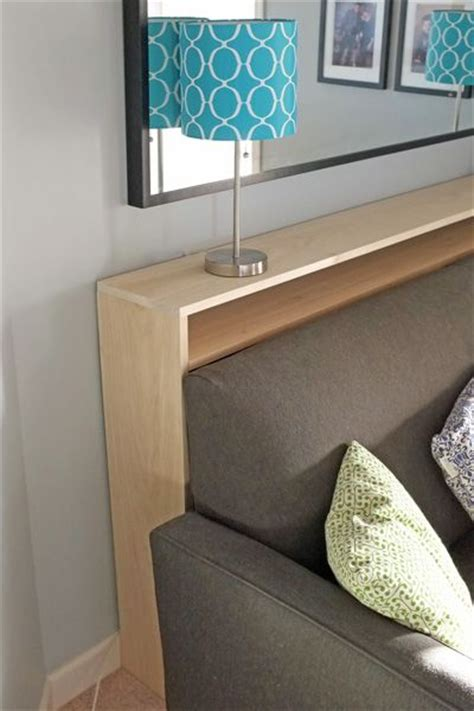 Narrow Sofa Table Diy by Diy Narrow Console Table Diy Hacks Tips Tricks