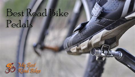 Top 5 Road Bike Pedals