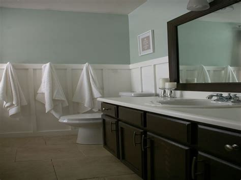 bathroom with wainscoting ideas bathroom wainscot home bathrooms ideas