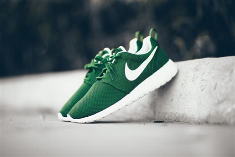 "Nike Roshe One ""gorge Green"" Is Perfect For St. Patty's"