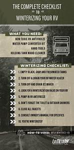 How To Winterize Your Rv In 2020