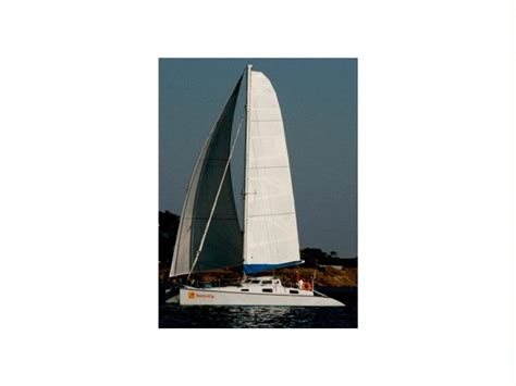 Catamaran F40 A Vendre catamaran azuli f40 en morbihan voiliers d occasion